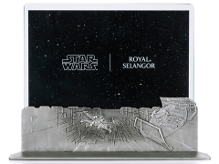 Star Wars Trench Assault Pewter Collectible Picture Frame