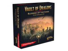 Dungeons and Dragons: Vault of Dragons Board Game Blessing of the Gods Cleric Expansion Set