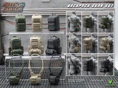 Action Force Backpack Gear Accessory Set
