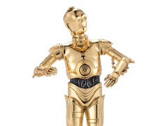 Star Wars C-P3O Pewter Collectible Limited Edition Figurine