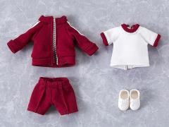 Nendoroid Doll Gym Clothes Outfit Set (Red)