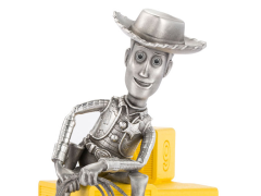 Toy Story Woody Pewter Collectible Musical Carousel