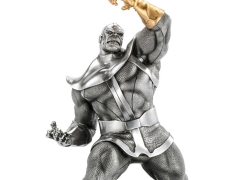 Marvel Thanos the Conqueror Pewter Collectible Limited Edition Figurine