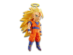 Dragon Ball Legends Collab World Collectable Vol.2 Super Saiyan 3 Goku Figure