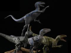 Jurassic Series Tactical Team (Edgar) Raptor 1/35 Scale Figure Set