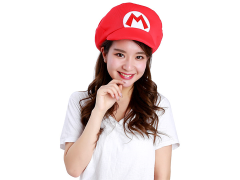 Super Mario Bros. Mario Kigurumi Cap