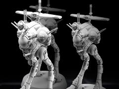 Robotech MiniTech MT20 Reconnaissance Battlepod 1/285 Scale Model Kit (Three-Pack)