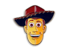 Toy Story 4 Woody Enamel Pin