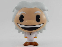 Back to the Future Bhunny Doc Brown Limited Edition Stylized Figure