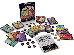 Dungeons & Dragons: Dungeon Mayhem Card Game