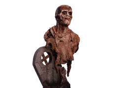 Zombie Poster Zombie Bust
