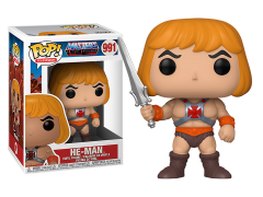 Pop! TV: Masters of the Universe - He-Man (With Sword)