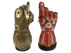 Avengers: Endgame Nano Gauntlet LED Desk Monument SDCC 2020 Exclusive