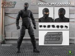 Action Force Special Ops Trooper 1/12 Scale Figure