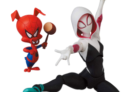 Spider-Man: Into The Spider-Verse MAFEX No.134 Spider-Gwen & Spider-Ham