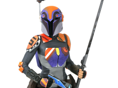 Star War Rebels Sabine Wren 1/6 Scale Limited Edition Bust