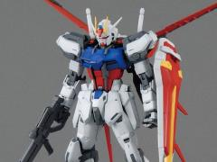 Gundam MG 1/100 Aile Strike Gundam (Ver. RM) Model Kit