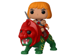 Pop! Rides: Masters of the Universe - He-Man on Battle Cat