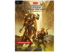 Dungeons & Dragons Eberron: Rising from the Last War Book