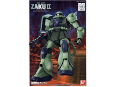 Gundam FG 1/144 MS-06F Zaku II Model Kit