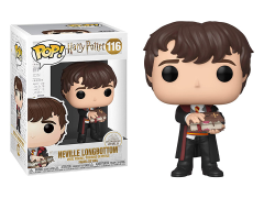 Pop! Movies: Harry Potter - Neville with Monster Book