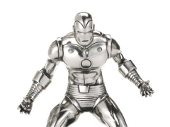 Marvel Iron Man Invincible Pewter Collectible Figurine