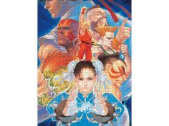 Street Fighter 1000-Piece Puzzle