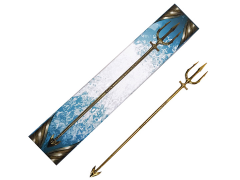 Aquaman Aquaman Trident Scaled Prop Replica