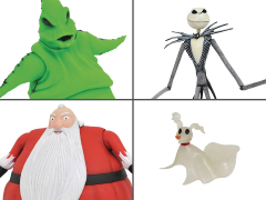 The Nightmare Before Christmas Deluxe Lighted Figure Set SDCC 2020 Exclusive