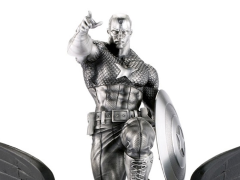 Marvel Captain America Resolute Pewter Collectible Limited Edition Figurine