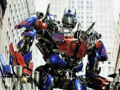 Transformers: Revenge of the Fallen Museum Masterline Optimus Prime Statue
