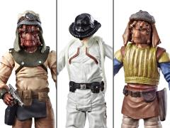Star Wars: The Vintage Collection Skiff Guard Three-Pack