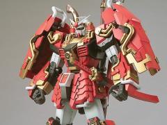Gundam MG 1/100 Shin Musha Gundam Model Kit