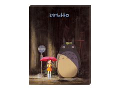 My Neighbor Totoro Meeting Totoro 366-Piece Artboard Jigsaw Puzzle