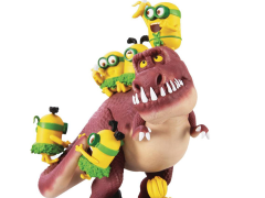 Minions D-Stage DS-048 Minions (Prehistoric) Statue