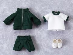 Nendoroid Doll Gym Clothes Outfit Set (Green)