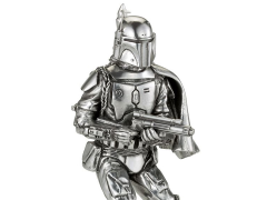 Star Wars Boba Fett Pewter Collectible Figurine