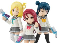 Love Live! Sunshine!! Aqours Shooters! 03 (With Special Card) Exclusive Box of 3 Exclusive Figures