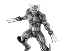 Marvel Wolverine Victorious Limited Edition Pewter Collectible Figurine