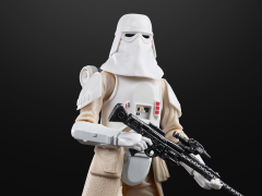 "Star Wars 40th Anniversary The Black Series 6"" Snowtrooper Figure"