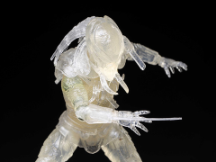 Predators Tracker Predator (Invisible) 1:18 Scale PX Previews Exclusive Action Figure