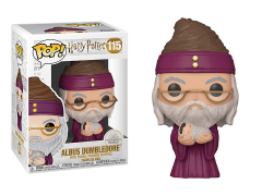 Pop! Movies: Harry Potter - Dumbledore with Baby Harry