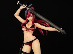 Fairy Tail Erza Scarlet (Swimwear Gravure_Style Fire Ver.) 1/6 Scale Figure