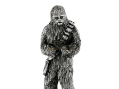 Star Wars Chewbacca Pewter Collectible Limited Edition Figurine