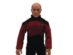 "Star Trek: The Next Generation Captain Jean-Luc Picard 8"" Mego Figure"