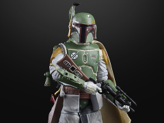 "Star Wars 40th Anniversary The Black Series 6"" Boba Fett (Empire Strikes Back) Figure"