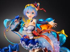 Re:Zero Starting Life in Another World Rem (Idol Ver.) 1/7 Scale Shibuya Scramble Figure
