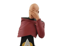 Star Trek Captain Jean-Luc Picard (Facepalm) Bust SDCC 2020 Exclusive
