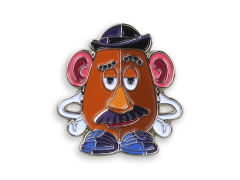 Toy Story 4 Mr. Potato Head Enamel Pin