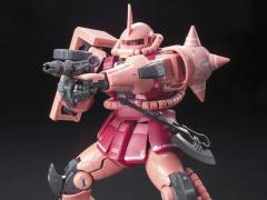 Gundam RG 1/144 MS-06S Char's Zaku II Model Kit